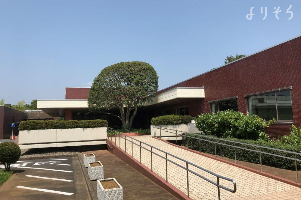 東京都瑞江葬儀所の外観2写真です