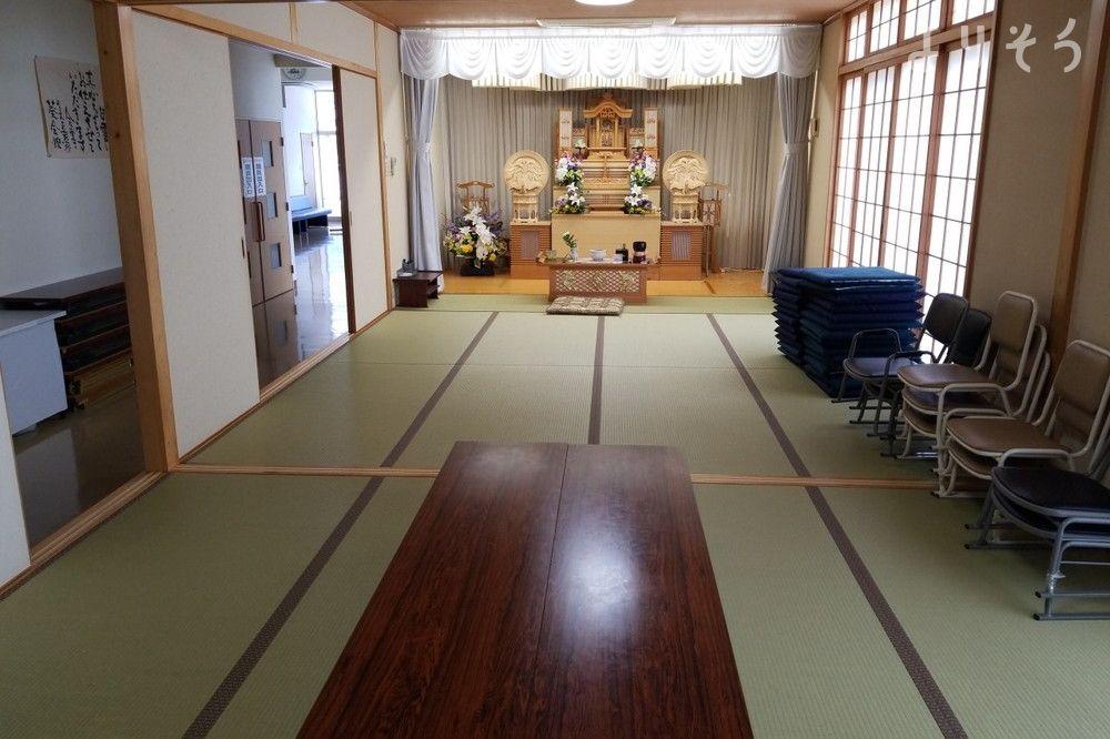 葵会館のホール3写真です